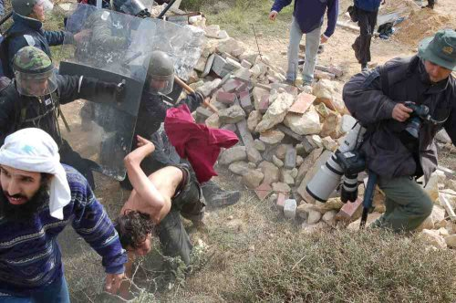 Examples Of Possible Police Brutality In Amona